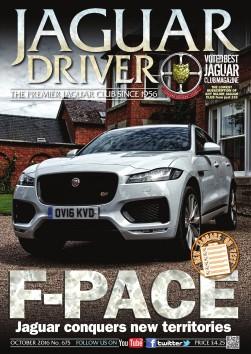 Jaguar Driver Issue 675
