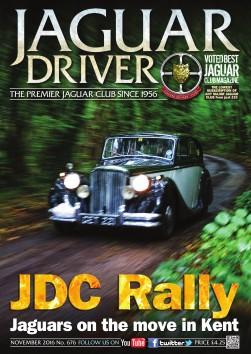 Jaguar Driver Issue 676