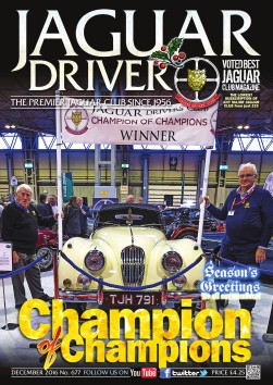 Jaguar Driver Issue 677