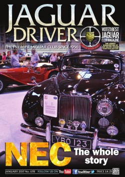 Jaguar Driver Issue 678