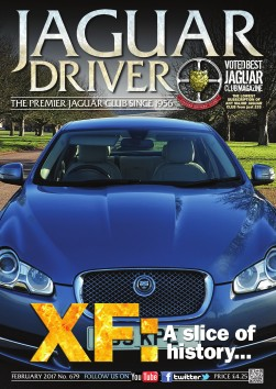 Jaguar Driver Issue 679