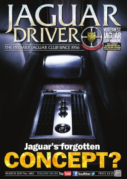 Jaguar Driver Issue 680