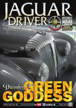 Jaguar Driver Issue 681