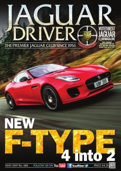Jaguar Driver Issue 682