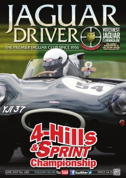 Jaguar Driver Issue 683