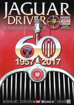 Jaguar Driver Issue 684