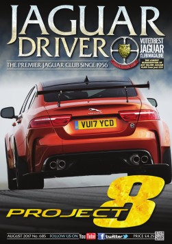 Jaguar Driver Issue 685