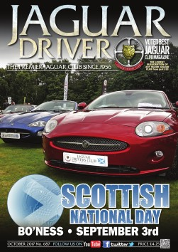 Jaguar Driver Issue 687