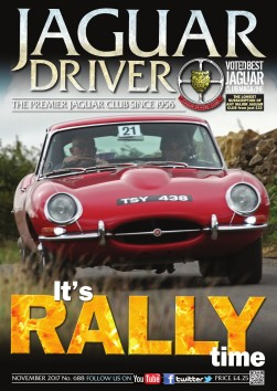 Jaguar Driver Issue 688