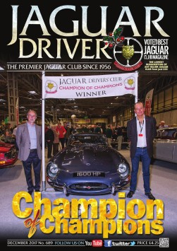 Jaguar Driver Issue 689