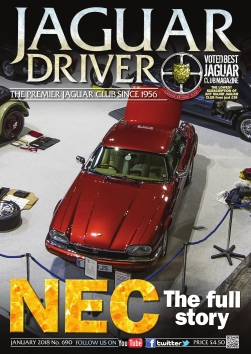 Jaguar Driver Issue 690
