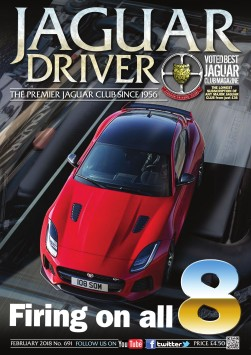 Jaguar Driver Issue 691