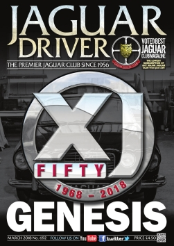 Jaguar Driver Issue 692