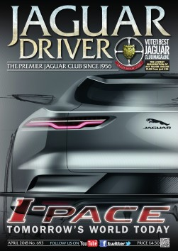 Jaguar Driver Issue 693