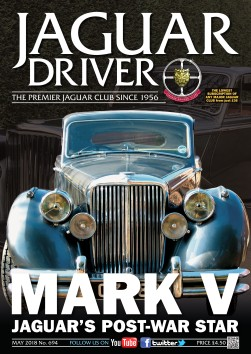 Jaguar Driver Issue 694