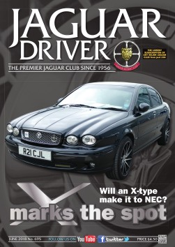 Jaguar Driver Issue 695