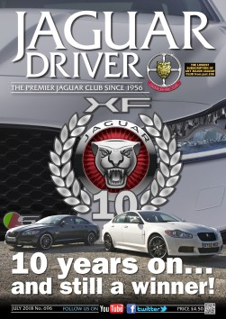 Jaguar Driver Issue 696