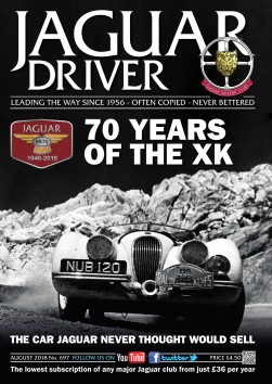 Jaguar Driver Issue 697