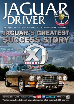 Jaguar Driver Issue 699