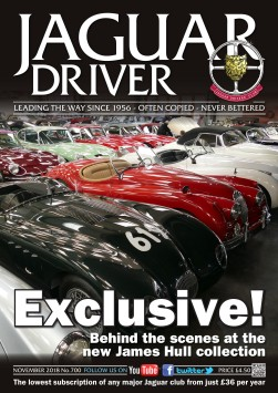 Jaguar Driver Issue 700