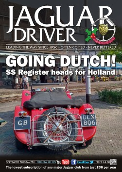 Jaguar Driver Issue 701