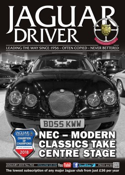 Jaguar Driver Issue 702