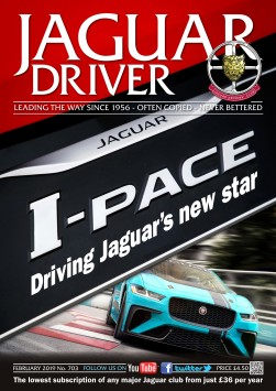 Jaguar Driver Issue 703