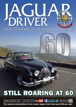 Jaguar Driver Issue 704
