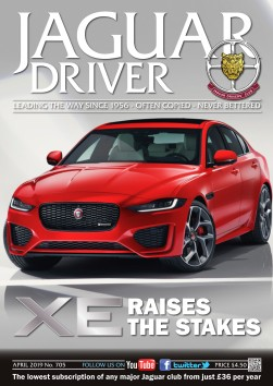 Jaguar Driver Issue 705