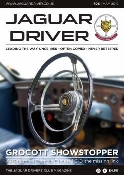 Jaguar Driver Magazine Issue 706