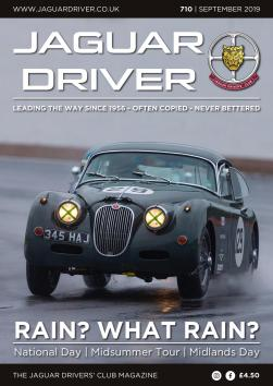 Jaguar Driver Issue 710