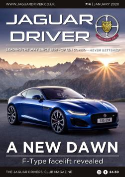 Jaguar Driver issue 714