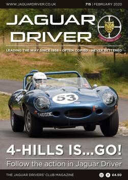 Jaguar Driver Issue 715