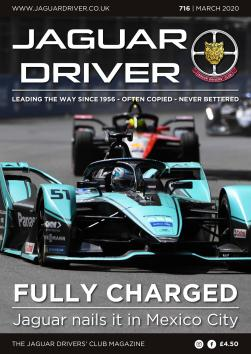 Jaguar Driver Issue 716