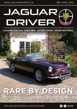 Jaguar Driver Issue 717