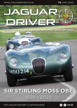 Jaguar Driver Issue 718