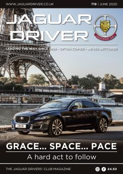 Jaguar Driver Issue 719