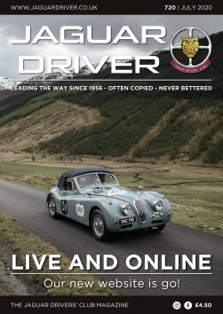 Jaguar Driver Issue 720