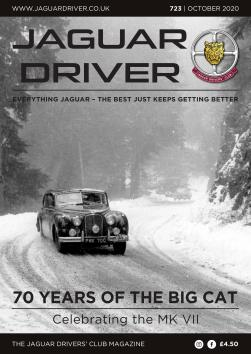 Jaguar Driver Issue 723