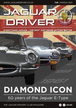 Jaguar Driver Issue 728