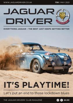 Jaguar Driver Issue 730