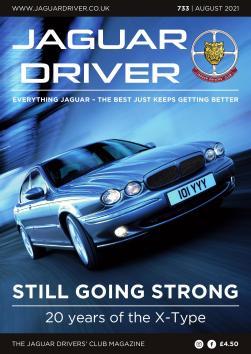 Jaguar Driver Issue 733