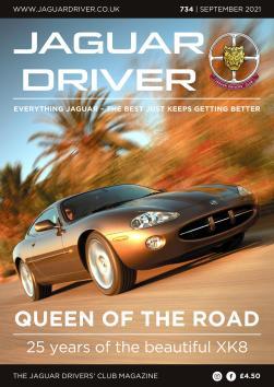 Jaguar Driver Issue 734