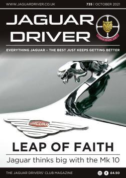 Jaguar Driver Issue 735